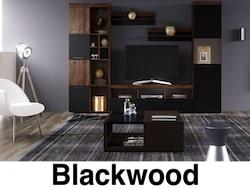 brw blackwood elemes nappali butor