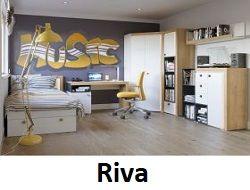 Riva ifjúsági bútor