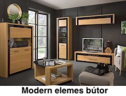 Modern elemes szekrenyek