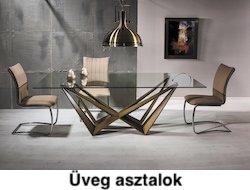 butor-home uveg asztal