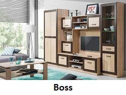 Boss elemes szekreny